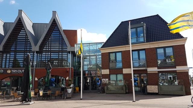 Gebouw Centrum Jong Oostzaan