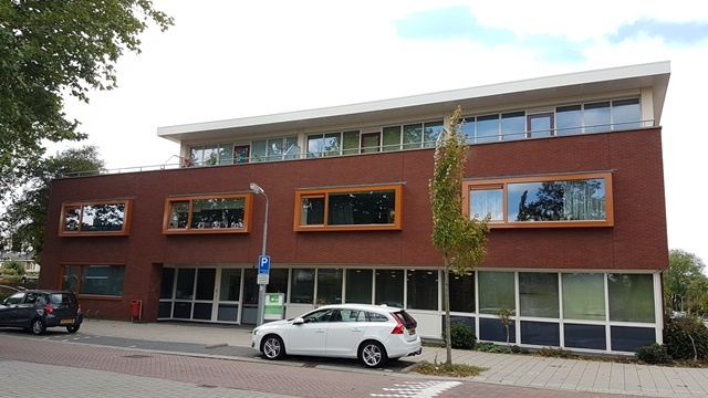 Gebouw Centrum Jong Krommenie