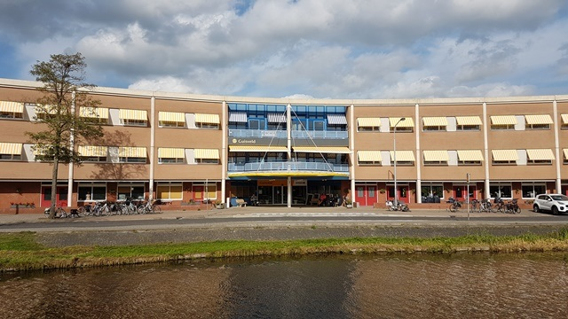 Gebouw Centrum Jong Guisveld Zaandijk