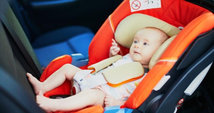 Link naar Met je baby met de auto op vakantie