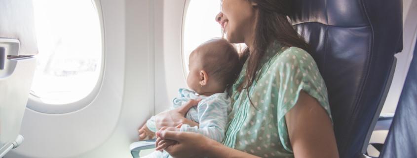 Link naar Vliegen met je baby