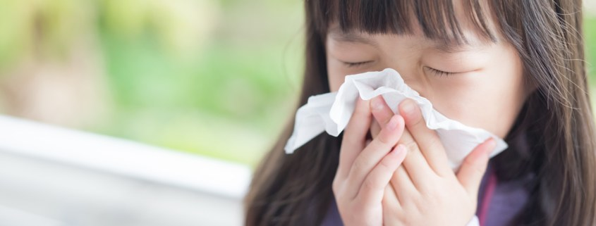 Link naar Adviezen aangepast voor wering van kinderen met neusverkoudheid voor kindercentra en groep 1 en 2 van de basisschool