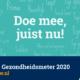Linkto: Doe mee aan de GGD Gezondheidsmonitor 2020 Kinderen