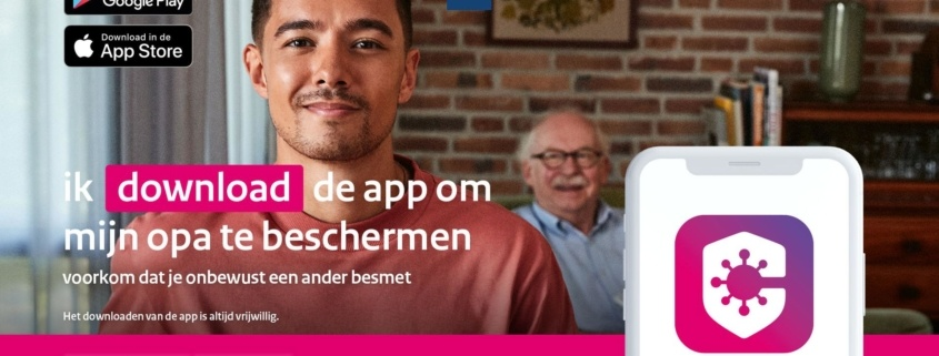 Link to: Vanaf nu is de CoronaMelder-app voor iedereen beschikbaar